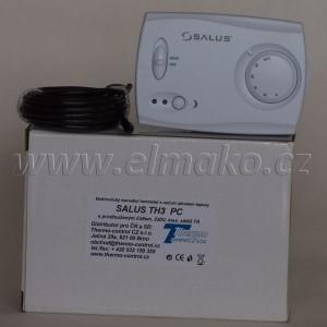 TH3 PC - termostat s prodlouženým čidlem