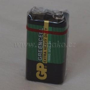 Baterie GP 9V 6F22