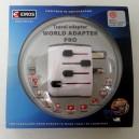 Cestovní adaptér WORLD Adaptor PRO