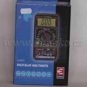 Digitální multimetr M-92A