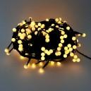 300 LED, 30 m, 21 W, Vánoční osvětlení - řetěz cherry, IP 44, WW