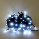 120 LED, 12 m, 7 W, Vánoční osvětlení - řetěz, IP 44, CW