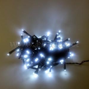 EMOS 100LED vánoční osvětlení - řetěz 10m, IP44, CW