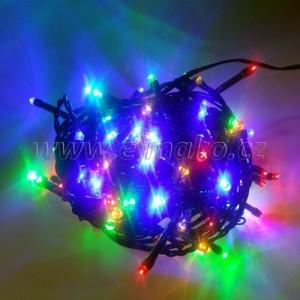 EMOS 100LED vánoční osvětlení - řetěz 10m, IP44, MC