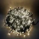 1120 LED, 10 m, 40 W, Vánoční osvětlení - řetěz ježek, IP 44, WW
