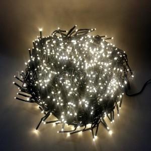EMOS 1120 LED, 10 m, 40 W, Vánoční osvětlení - řetěz ježek, IP 44, WW