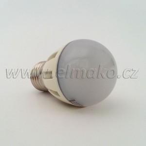 LED žárovka 6W Mini Globe E27 430lm DL