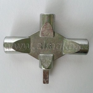 LK3 universální klíč