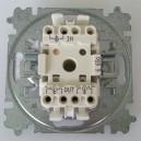 3559-A06345 Strojek č.6 pro vypínač (schodišťový) ABB bezšroub.