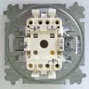3559-A91345 Strojek ovládače zapínacího se svorkou N  (zvonkový) ABB bezšroub.