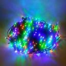 POŠTOVNÉ ZDARMA! 768 LED vánoční osvětlení 76m, IP44, MC