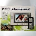 Poštovné zdarma! EMOS Sada barevného videotelefonu H2011 bílá