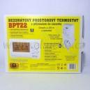 POŠTOVNÉ ZDARMA! ELEKTROBOCK BPT22 Bezdrátový prostorový termostat