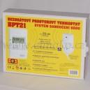 POŠTOVNÉ ZDARMA! ELEKTROBOCK BPT21 bezdrátový prostorový termostat