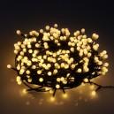 POŠTOVNÉ ZDARMA! EMOS 480LED vánoční osvětlení Cherry 48m, IP44, WW, časovač