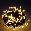 POŠTOVNÉ ZDARMA! EMOS 200LED vánoční osvětlení Cherry 20m, IP44, WW, časovač