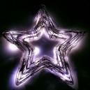 EMOS Vánoční hvězda - 20 LED, 2W, denní bílá