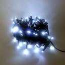 80 LED, 8 m, 4 W, Vánoční osvětlení - řetěz, IP 44, CW