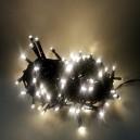 120 LED, 12 m, 7 W, Vánoční osvětlení - řetěz, IP 44, WW