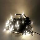 40 LED, 4 m, 2 W, Vánoční osvětlení - řetěz, IP 44, WW