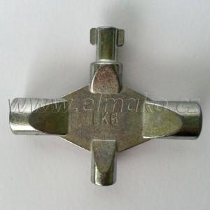 LK6 universální klíč