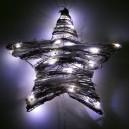 EMOS Vánoční hvězda - 30 LED, 3W, denní bílá