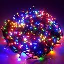 POŠTOVNÉ ZDARMA! EMOS 768LED vánoční osvětlení - řetěz 76m, IP44, MC, časovač