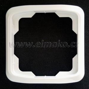 Rámeček jednonásobný 3901A-B10 B Tango bílá