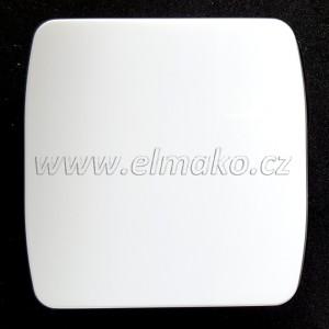 Kryt spínače jednoduchý 3558A-A651 B Tango bílá